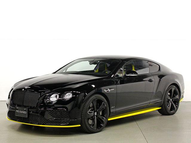 ベントレー コンチネンタル GT スピード