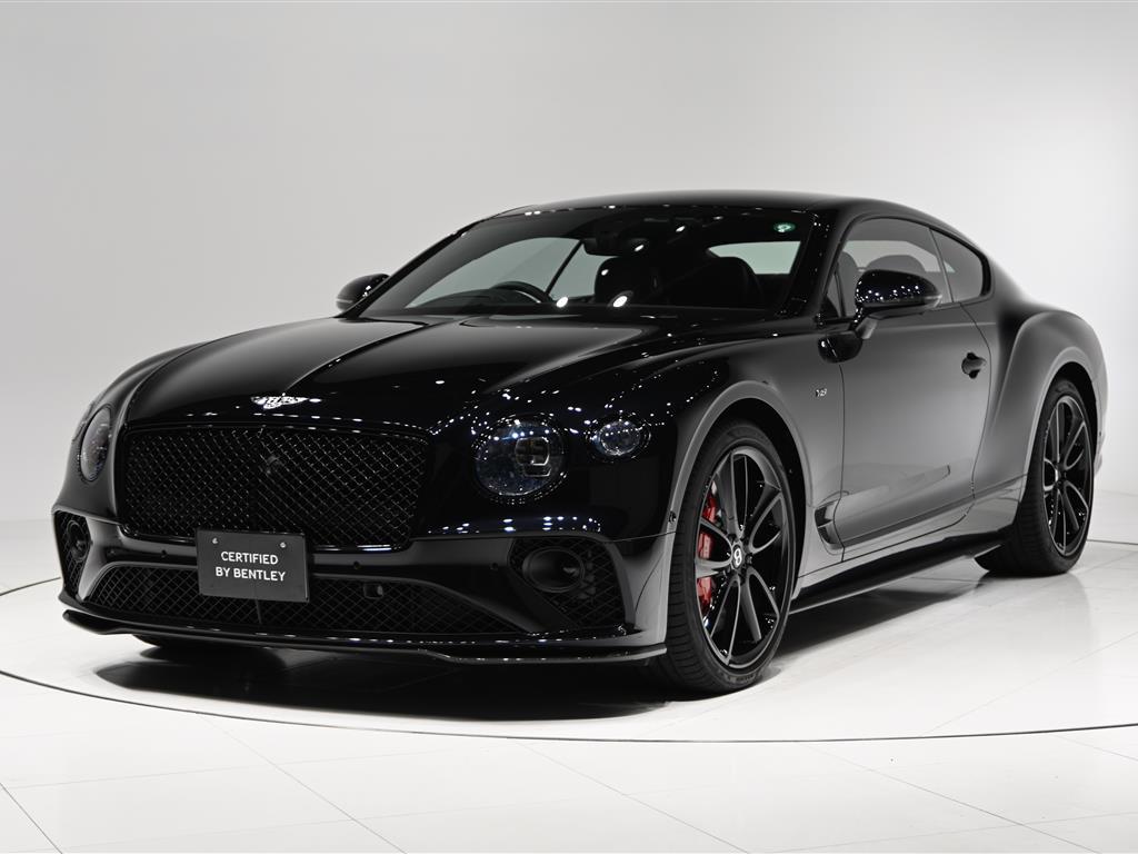 ベントレー 新型コンチネンタル GT V8