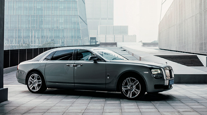 Rolls-Royce Motor Cars Financial Services 0.99%特別低金利ローン