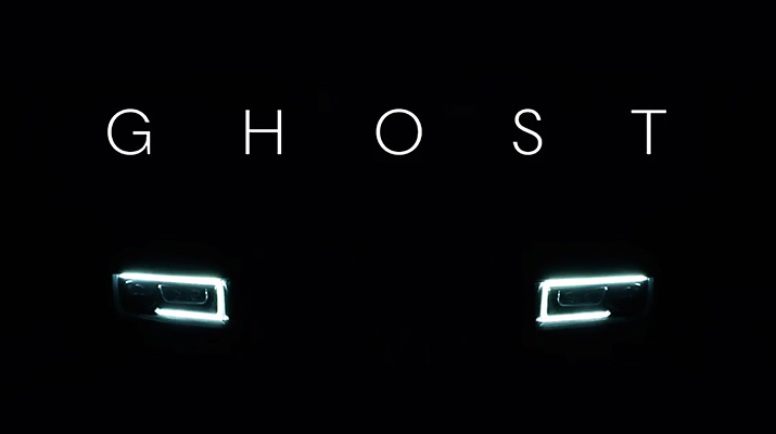 Rolls-Royce New Ghost Global Reveal