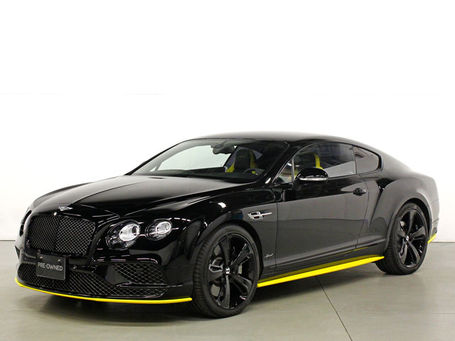 コンチネンタル GTS ブラックエディション