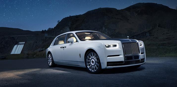 Rolls-Royce PHANTOM TRANQUILLITY