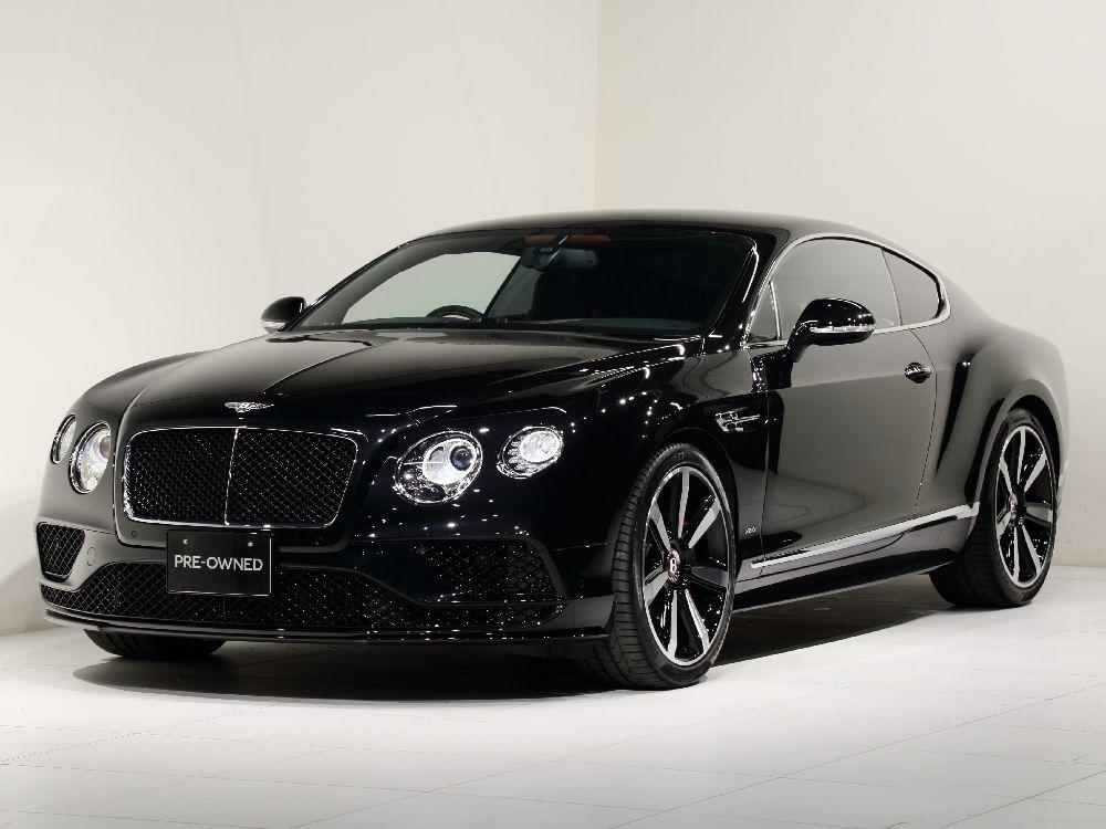 ベントレー コンチネンタル GT V8S