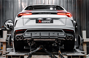 Exhaust System by Akrapovic