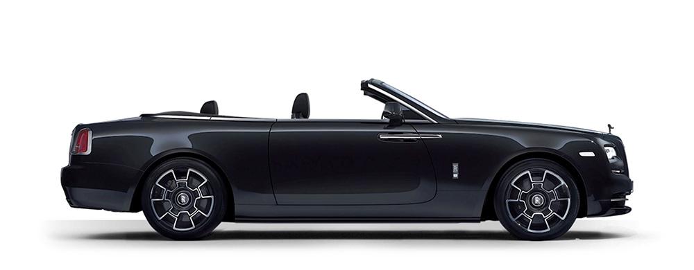 Rolls-Royce BLACK BADGE DAWN