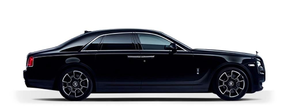 Rolls-Royce BLACK BADGE GHOST