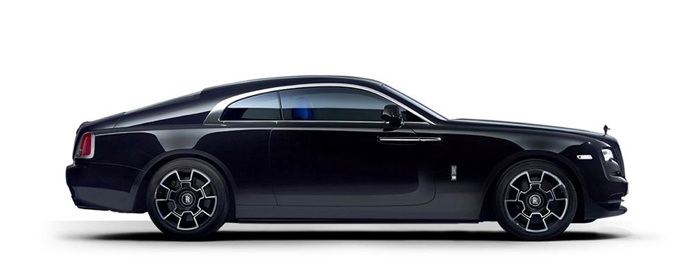 Rolls-Royce BLACK BADGE WRAITH
