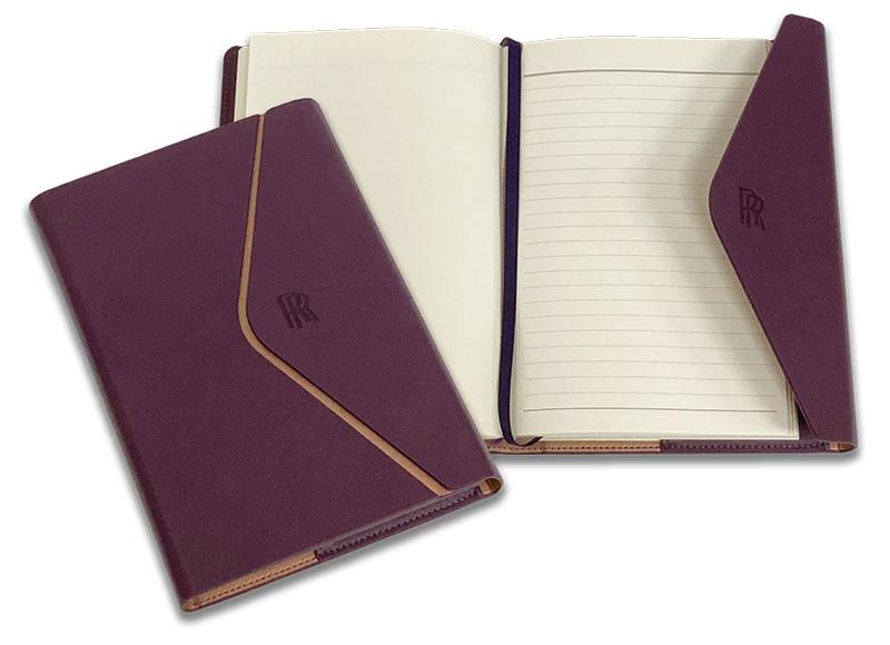 ロールス・ロイス オリジナルノートブック